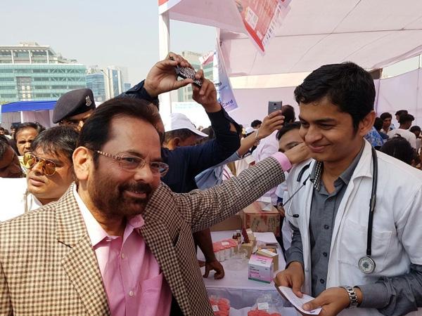 India has potential to become 'medical tourism hub': Mukhtar Abbas Naqvi
