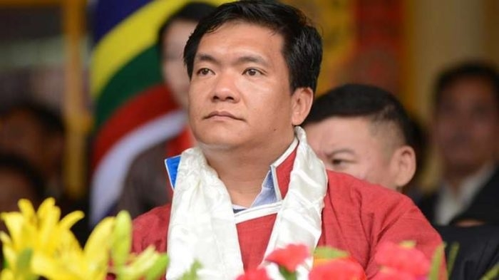 It's time to vote out congress party from Manipur : Arunachal CM Khandu