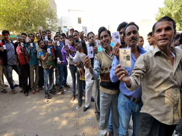 Overall increase in voter turnout in Maha civic polls, 50-55 percent cast votes