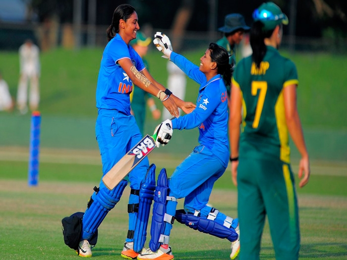 India wins ICC Women's World Cup Qualifier 2017 after defeating South Africa