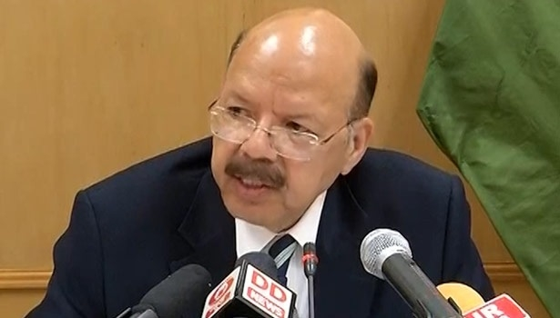 Election Commission will handle the issue of economic blockade : Nasim Zaidi