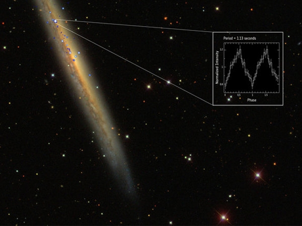 ESA detects 'Pulsar' star which emits same amount of energy in 1 second released by Sun in 3.5 years