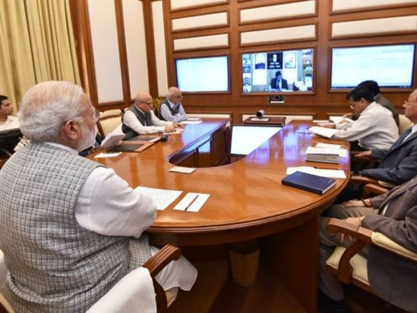 PM Modi reviews the progress of infrastructural projects through PRAGATI
