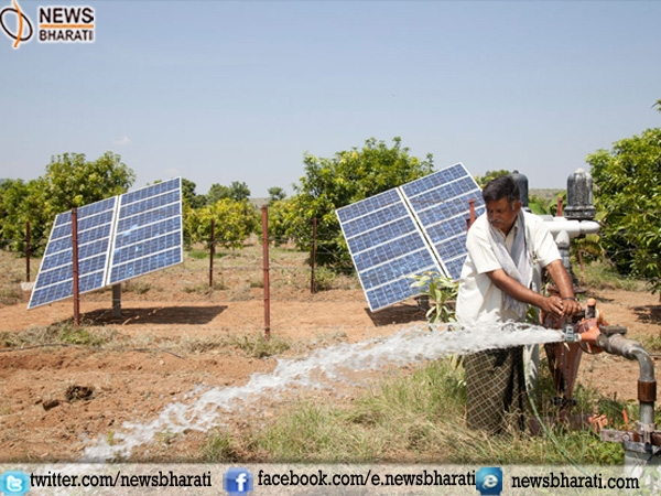 Farmers will earn extra income by producing electricity through 'Solar Farming' in AP