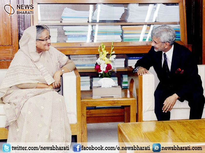 S Jaishankar calls on Bangladeshi PM Sheikh Hasina; reviews bilateral cooperation
