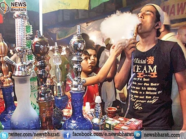 Running hookah bars will now be an offense with a jail term of three years in Gujarat