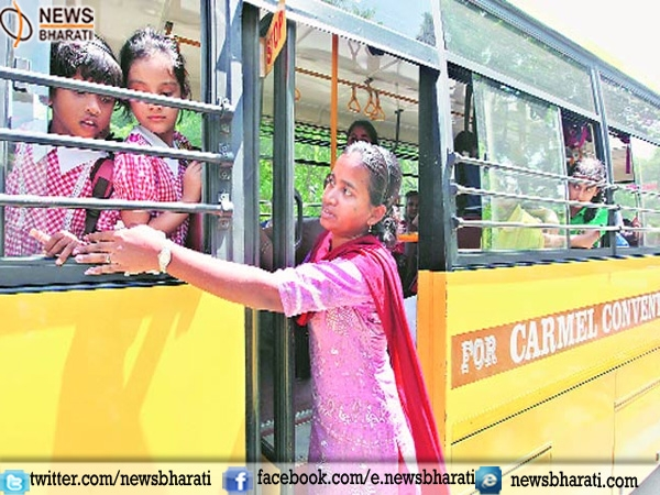 CBSE issued set of guidelines to ensure the safety of students in school buses or lose affiliation