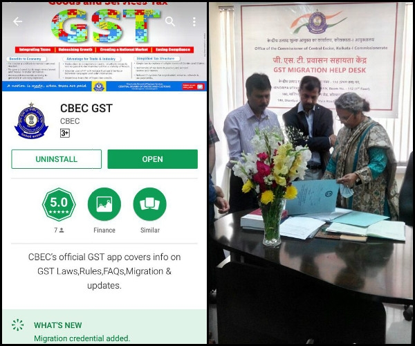 GST application launched to help taxpayers and address their concerns about new tax system