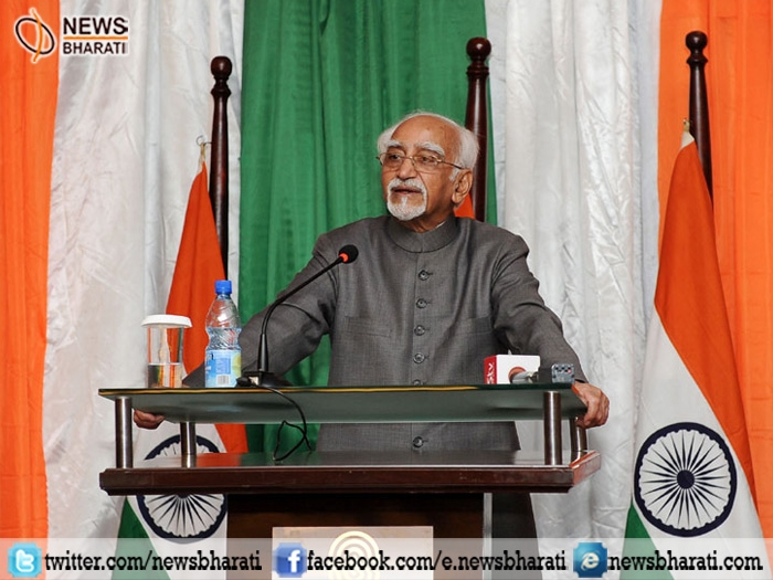 Indians to setup manufacturing unit in Uganda to remove trade imbalance: Hamid Ansari