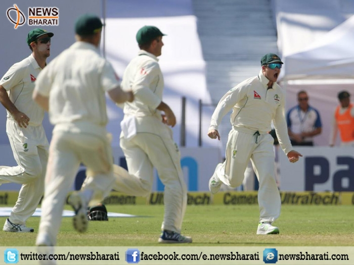 Australia defeats India by 333 runs and takes lead of 1-0 in series of four test matches