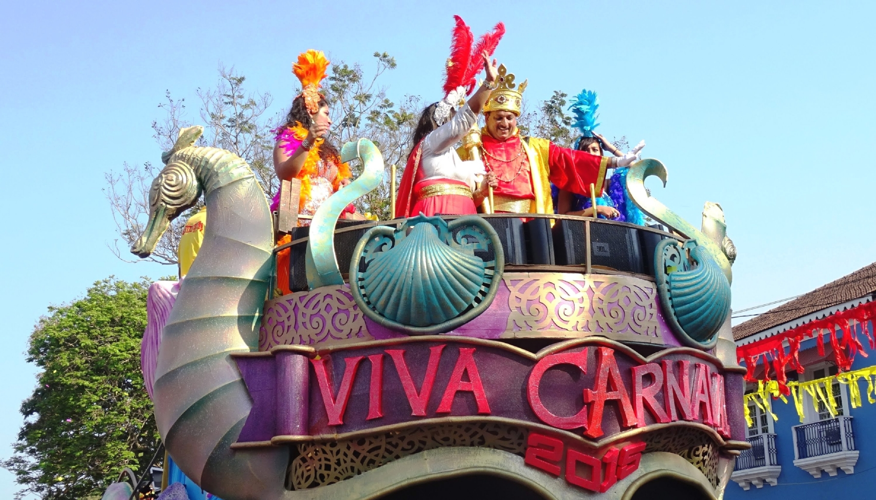 Goa's Viva Carnival gives you an another excuse to pack your bags and have fun, Are you ready?
