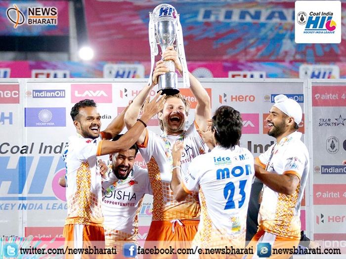 Kalinga Lancers defeat Dabang Mumbai to clinch maiden Hockey India League title