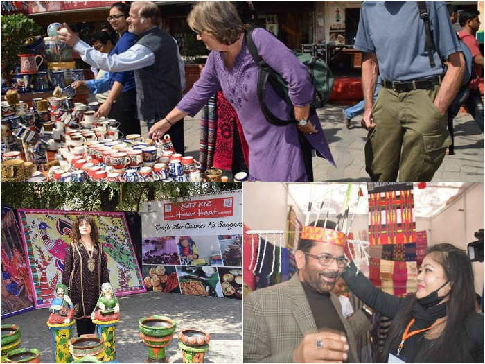 Over 26 lakh people visits 'Hunar Haat' festival; proves as the best platform to promote master artisans