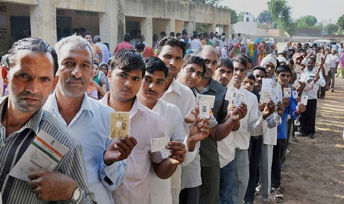 UP registers 57.36 per cent voter turnout in the fifth phase of polling
