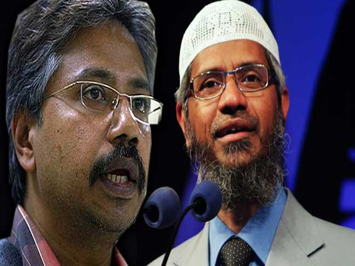 Hindraf threatens legal action over Zakir Naik's status in Malaysia