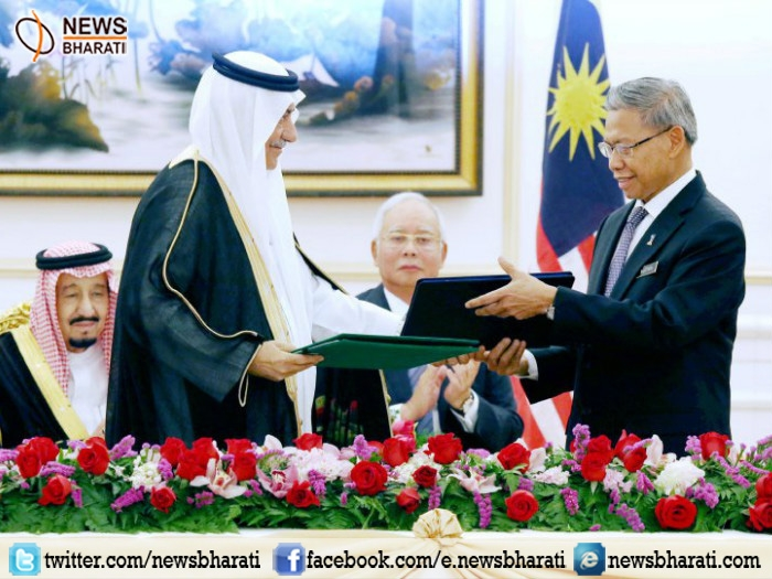 Saudi Arabia invests in Malaysia's Pengerang Integrated Petroleum Complex to boost economy