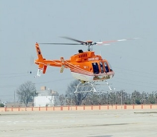 Civil Aviation ministry launches India's first Integrated Heliport at Rohini