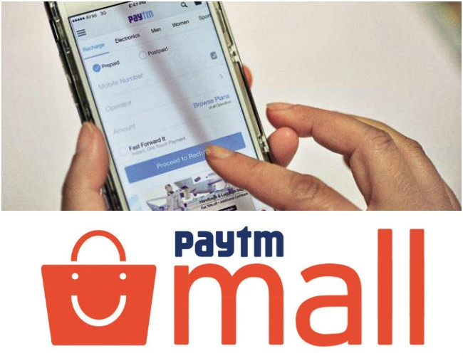 'Paytm Mall' application launched to enhanced the shopping experience of customers