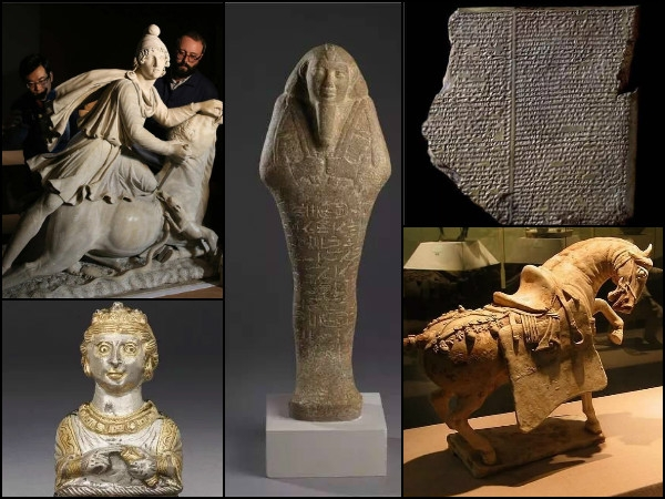 The National Museum of China to portray history of the world in 100 objects from March 2 to May 31