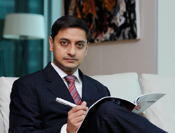 Government appoints Sanjeev Sanyal as Principal Economic Adviser