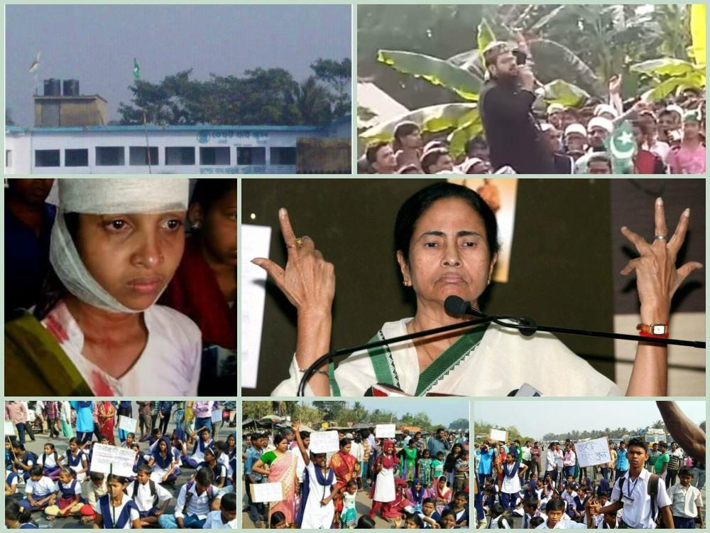 #SaraswatiPuja Ban: Mamata govt rude  about Hindu rights; cradling Islamic radicals