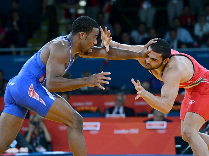 Iran bans American wrestlers from participating Freestyle World Cup