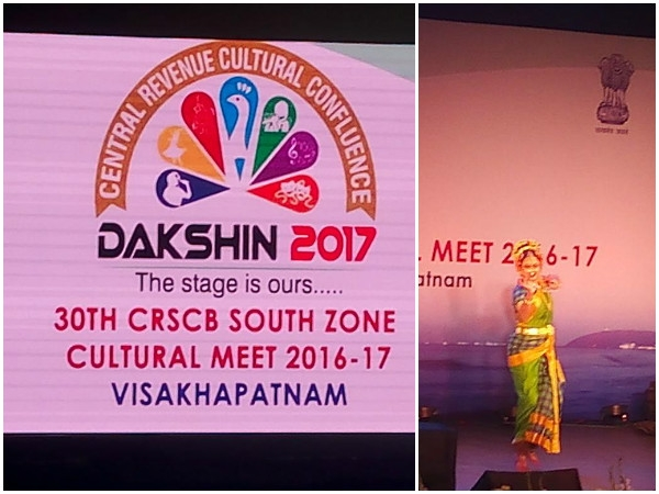 Dakshin-2017 witnessed ethnic and meaningful performances of 250 participants across the nation
