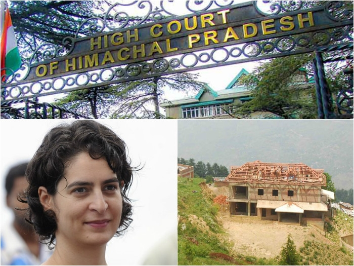 Gandhi family fear: Himachal HC arranges counsel for lone RTI activist to fight against Priyanka Vadra's land deal case