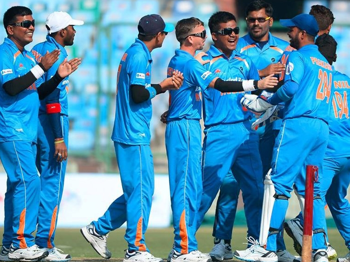 T20 World Cup for blind: India defeats Australia by 128 runs; registers fourth consecutive win
