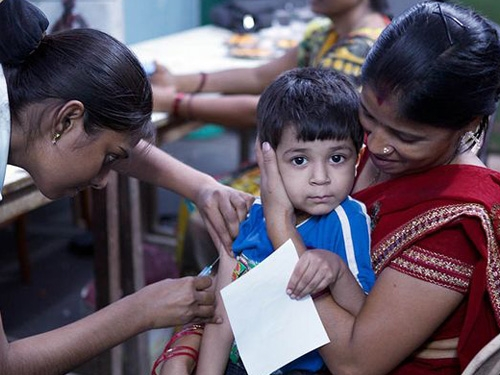 Govt launches vaccination campaign for dual protection against measles and rubella