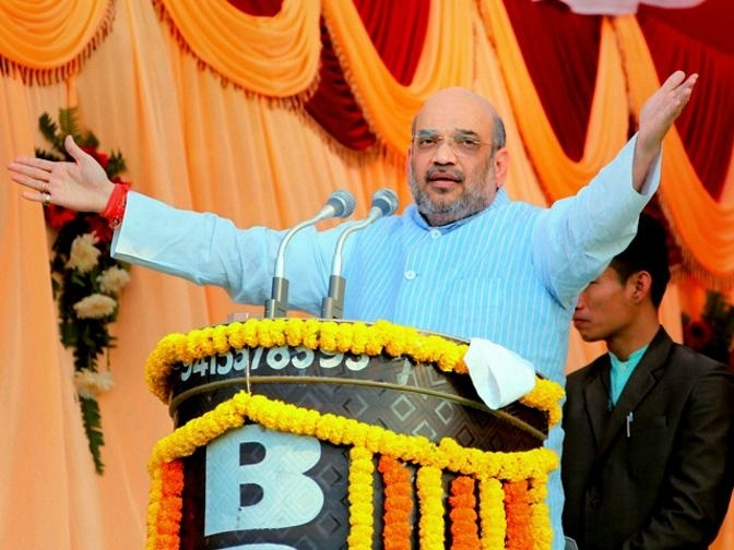 BJP will transform the state of Uttarakhand : BJP president Amit Shah