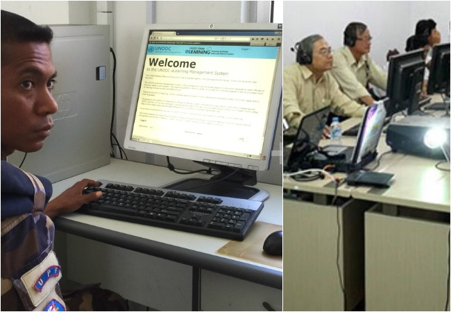 Andhra Pradesh Govt to introduce e-learning courses and assessment tests for police officials