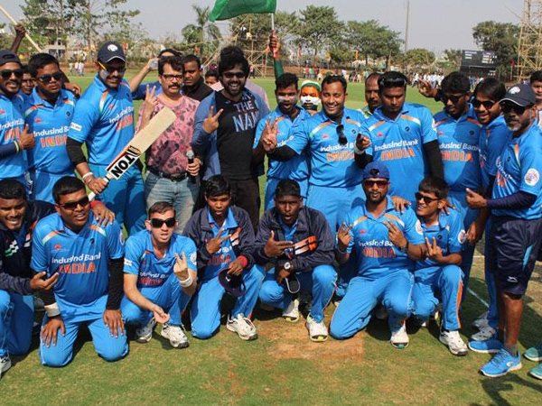 T20 World Cup for blind: India swiftly enters into semi-final after beating New Zealand