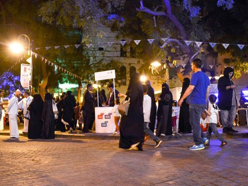'Jeddah Spring festival 2017' breaks record with 8,00,000 visitors; strengthen ties with world