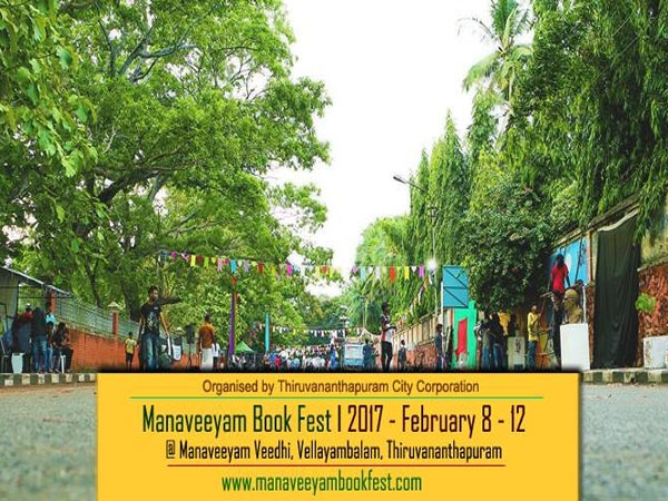 Manaveeyam Veedhi- the street book festival for the art lovers kicks off on Kerala streets