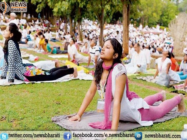 #YogiSarkar to set up 40 Yoga wellness centres in Uttar Pradesh