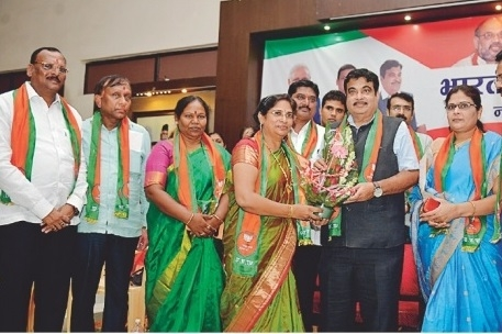 Senior Corporator Nanda Jichkar will be the next Mayor of Nagpur