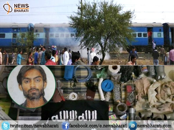 ISIS terrorist Saifullah`s chief also the mastermind behind Bhopal-Ujjain train blast arrested