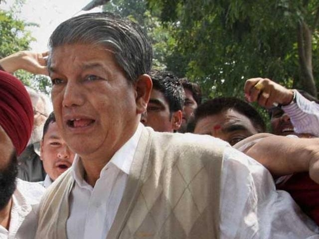 BJP grabs Uttarakhand with 57 seats ; CM  Harish Rawat loses ground