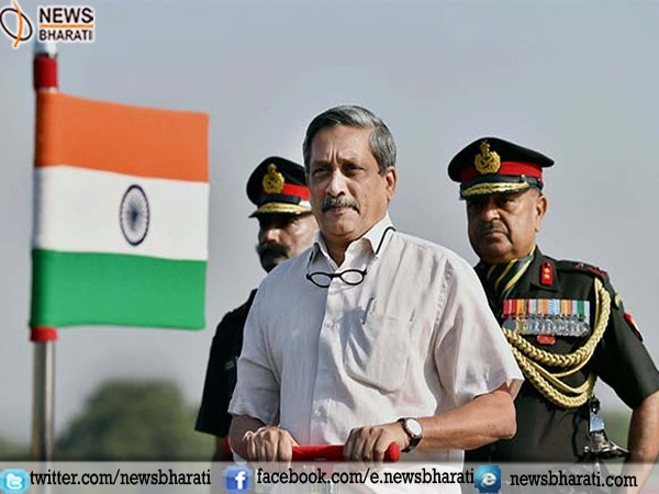 After resigning as Defense Minister, Manohar Parrikar will be sworn in as Goa CM today evening
