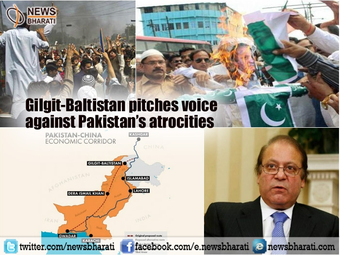 Pakistan's illegitimate act: Conspiring to gulp #GilgitBaltistan