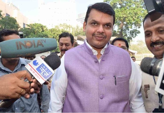 CM Devendra Fadnavis slams media for spreading rumour about his new role