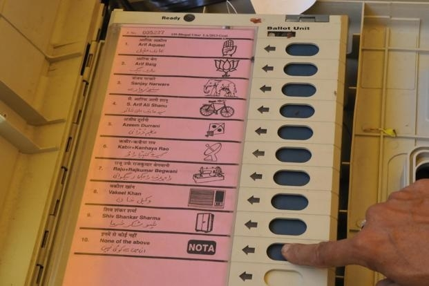 EC slams political parties for questioning EVM
