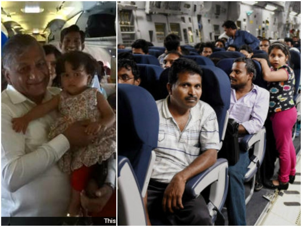 Mammoth efforts evacuated Over 95,000 Indians from abroad in 2 years