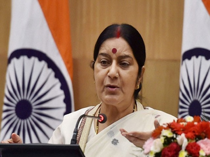 Swaraj assures of taking up matter of missing clerics with Pakistan