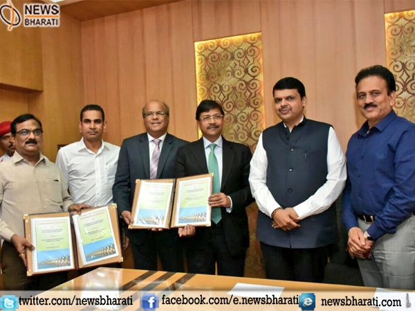 Govt of Maharashtra inked MoU of Rs.6,000 Cr with National Buildings Construction Corporation