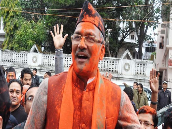 Trivendra Singh Rawat a down to earth leader to lead Uttarakhand
