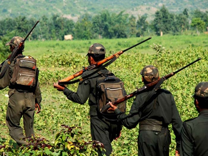 Security forces eliminate 6 Naxalites in Chhattisgarh forests