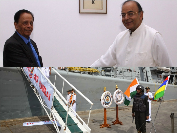 India, Mauritius vows to expand bilateral defence, security co –operation to deal with terrorism