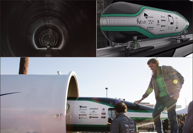 Hyperloop- the next big dream of high-speed train soon to become a reality